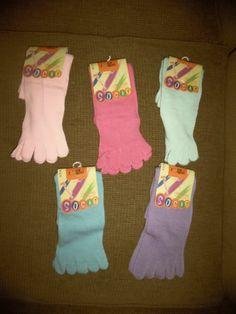 Fashion Lady Toe Socks