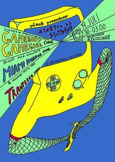 Elektro på slottsfjell by helenerosin, 2008 Bart Simpson, Tweety, Pikachu, Artwork, Fictional Characters, Work Of Art, Auguste Rodin Artwork, Fantasy Characters