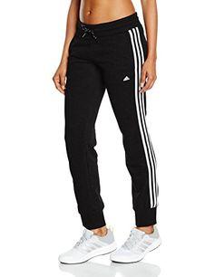 Adidas damen hose six fleece cuffed track pants
