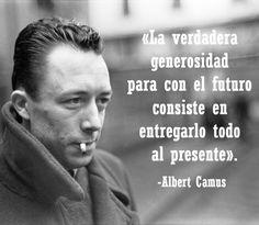 Tenemos que intentarlo por las generaciones futuras...