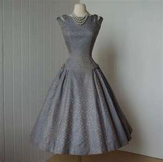 1950 Dress from Nattlyn in NY.... beautiful