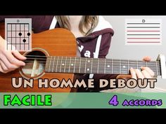 Un homme debout - Claudio Capéo (Guitar Lesson) Michel Polnareff, Guitar Lessons, Piano, Music Instruments, Language, Youtube, Do Re Mi, Musical Instruments, Pianos