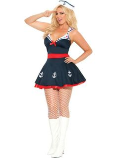 Adult Sailors Delight Costume Plus Size - Party City http://www.partycity.com/product/adult+sailors+delight+costume+plus+size.do?from=Search&navSet=Sailor%20&bypass_redirect=1