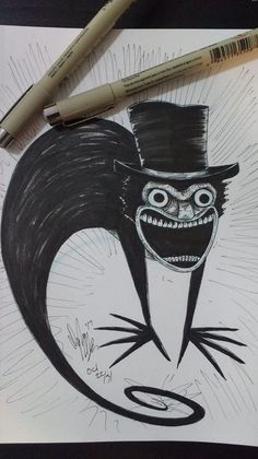The Babadook, Nightmare On Elm Street, Horror, Rocky Horror