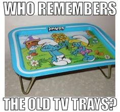 Who remembers these?