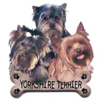 Yorkshire Terrier T-Shirt - Trio of Three: Nothing beats the exceptional look and quality of our Yorkshire Terrier Shirts. Among the finest…