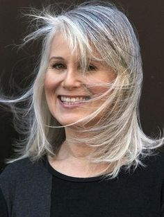 Short hair Style Guide and Photo: Smart photo gallery of Grey hairstyle over 50