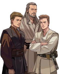 Star Wars Fan Art, Star Wars Meme, Star Wars Quotes, Star Wars Clone Wars, Anakin Vs Obi Wan, Star Wars Zeichnungen, Star Wars Drawings, Starwars, Star Wars Images