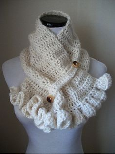 Free Crochet Pattern - City Neckwarmer