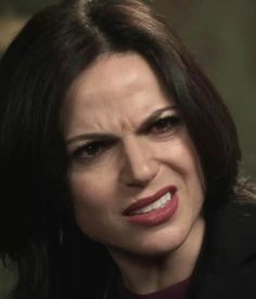 My face When sb tells me they don´t watch ouat :D ----- Once upon a time Lana Parrilla