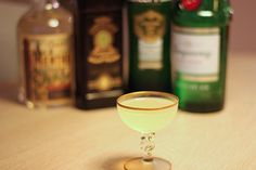 Knock Out (Lommebogen) - Absinthe and mint