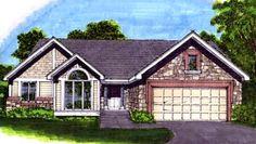 The Trevor House Plan - 1795
