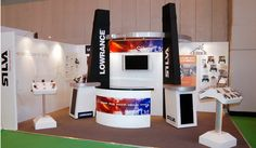 Exhibition Stand Hire, Trade Show Stands for Hire - The Design Shop Design Shop, Booth Design, Trade Show, Company Logo, Shopping, Store Design
