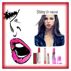 """""""Untitled #10"""" by officainstacute on Polyvore featuring beauty, Maybelline, Ilia and Lime Crime"""