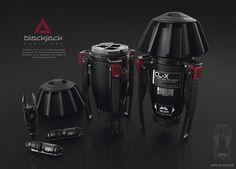 ArtStation - Blackjack Munitions - CL-X Grenade, Marcel van Vuuren