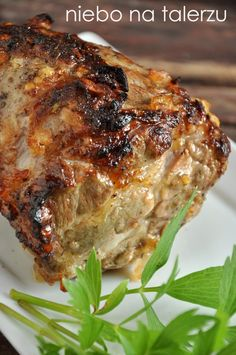 niebo na talerzu: Pieczeń wieprzowa, domowa wędlina na kanapki