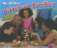 We All Have Different Families 306.85 Hig