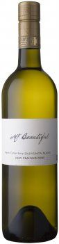 Mt Beautiful Sauvignon Blanc - not your typical New Zealand Sauvignon Blanc by any means!
