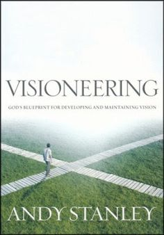 "Daily Favor Blog Book of the Week for 1/20/17: ""Visioneering: God's Blueprint for Developing and Maintaining Vision"" by Andy Stanley http://favored1-dailyfavor.blogspot.com/2017/01/the-sideways-church.html"