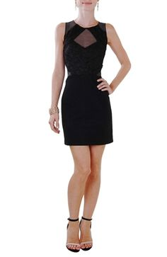 Scarlett Ruched Dress - Sleeveless Cutout Party Dress #LBD