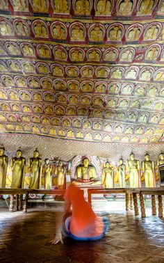 Everything you need to know about The Dambulla Caves, Sri Lanka