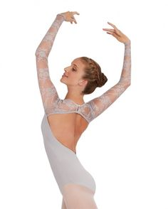 Capezio: this leotard is absolutely gorgeous!