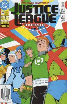 """Quadrinhos: Liga da Justiça Internacional – A Liga do """"Bwahaha"""""""