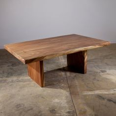 Phillips Collection Dining Table with seatbelt chairs... amazing