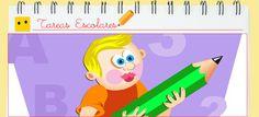 Fichas de lectoescritura para niños de 3 años