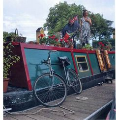 I want to live on a narrow boat!