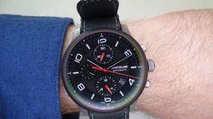 #Montblanc TimeWalker Urban Speed Chronograph