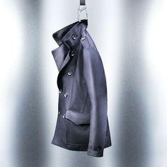 Herno coat.