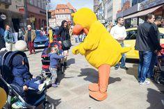 """""""Göttingen zieht an"""" lockt Heerscharen in die Göttinger Innenstadt"""