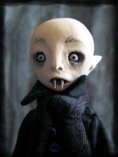 Creepy creatures figure doll - Google 検索