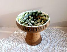 Vintage Swedish Fat Lava vase Mid century pottery от DelicateRetro