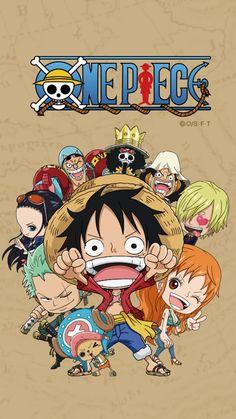 One Piece Pirate Logo Wallpaper