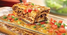 Do you love eating lasagna and do you also happen to be a big fan of Mexican food?  If you are looki ...