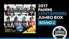 Round 2 - 2017 Contenders Football Premium Retail Box Break