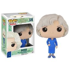 [Preorder] The Golden Girls Pop! Vinyl Figure Rose Estimated Release Date: August 2016 (Subject to change) *ATTENTION* Pre-Orders do not ship until ALL items in your order are in stock. Please place s