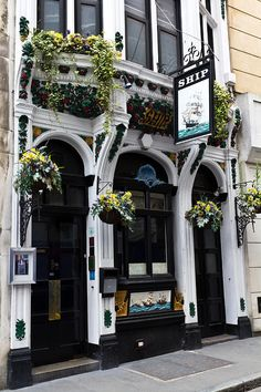 The Ship Pub, London, England Jacqueline Gillam Fairchild Her Majesty's English Tea Room Author: The Scrap Book Trilogy
