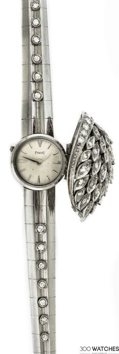 Piaget Watches - Shop designer fashion at Tradesy and save off or more on fashion accessories. White Gold Diamond Bracelet, Art Deco Watch, Discount Watches, Black Hills Gold, Diamond Watches, White Gold Diamonds, Fashion Watches, Bracelet Watch, Watches Online
