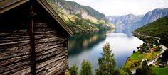 Thinking of Flam, Norway - beautiful!