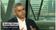 London mayor reacts to Donald Trump exempting him from Muslim US ban says he hopes Trump doesnt win the US Elections