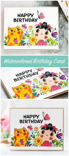 Video - Helen Dardik watercolor card by Debby Hughes. Find out more by clicking on the following link: http://limedoodledesign.com/2017/02/video-helen-dardik-watercolor-card/