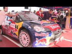 Day 2: Friday of Rallye de France-Alsace 2011 (English & French)