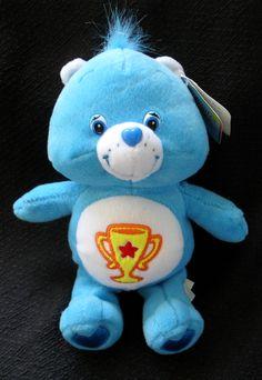 Care Bears Champ Bear w/tag