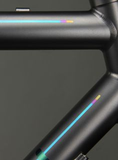 Love the detail, small but perfectly formed on this Firefly Bicycles frame.