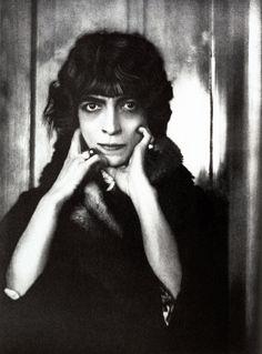 The Rule-Breaking Beauty Muse Behind Those Dramatic Black Eyes on the Dries Van Noten Runway. Marchesa Casati