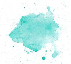 5 Light Blue Watercolor Splash Background (JPG) | OnlyGFX.com
