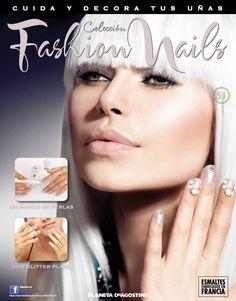 Fascículo 51 de Colección Fashion Nails